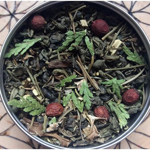 Starry Temple Incense - The Temple of the Blackbird Hedge Witch