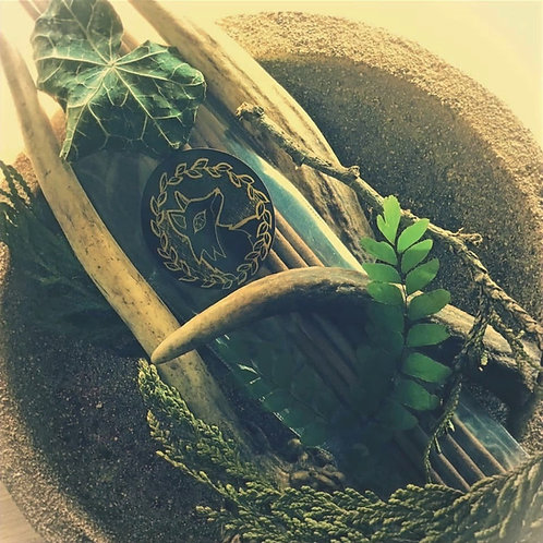 Starry Incense Sticks - Temple of the Wild Celtic God Cernunnos