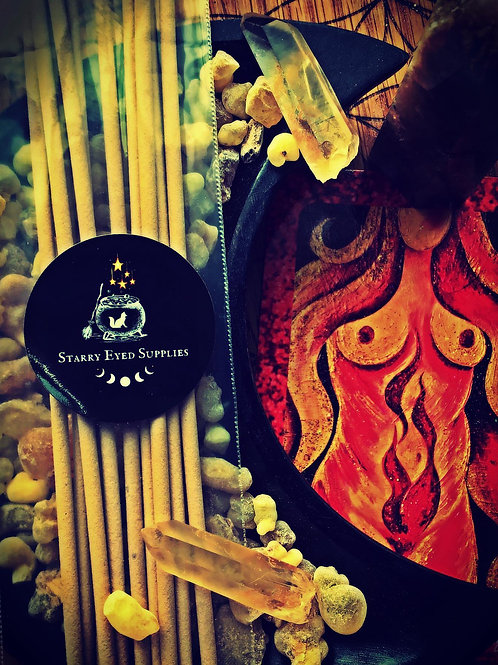 Starry Incense Sticks - The Temple of the Goddess Sekhmet