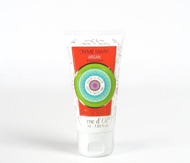 Terre d'Oc Argan Hand Cream