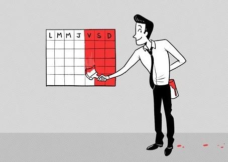 LA SEMANA LABORAL DE 4 DÍAS, ¿PODRÍA SER LA NUEVA FORMA DE TRABAJO EN ESPAÑA?