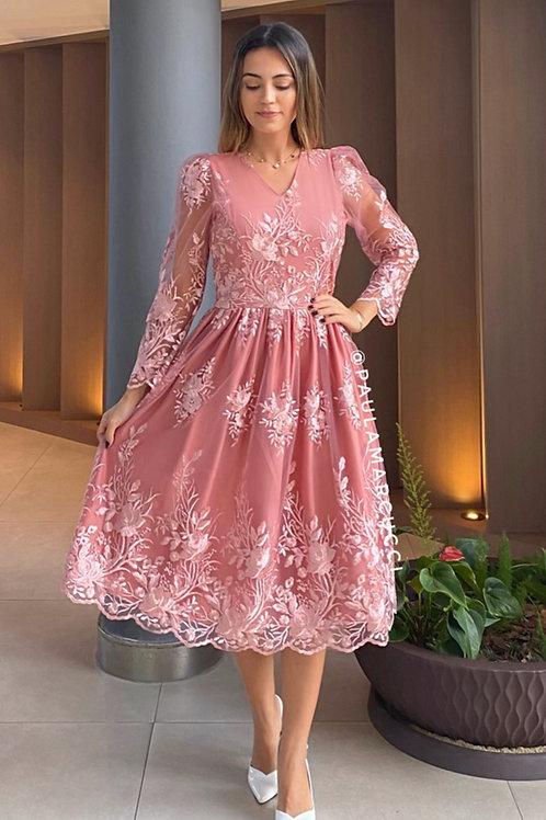 Vestido Sonhos de Princesa