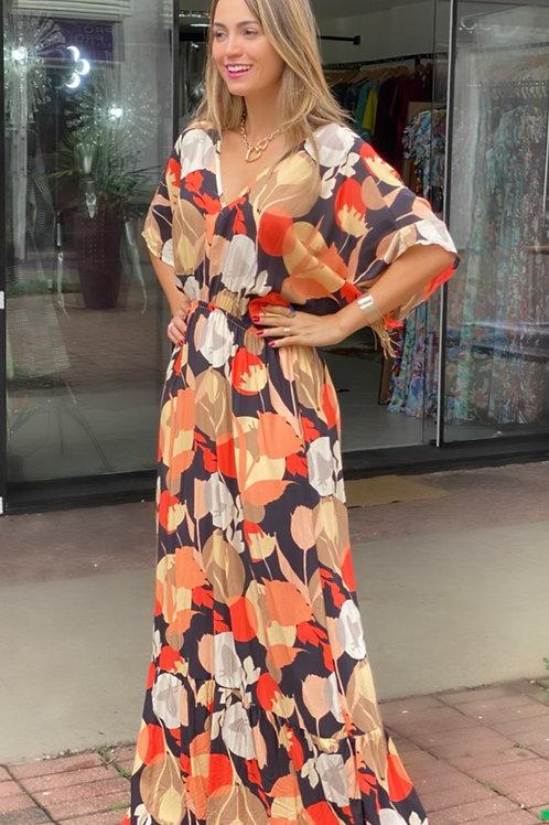 Vestido Mayara Estampa 1
