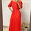 Thumbnail: Vestido Olivia Estampa Vermelho