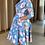 Thumbnail: Vestido Azul da Cor do Céu