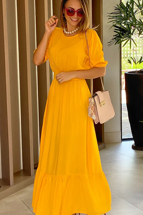 Vestido Longo Delicadeza