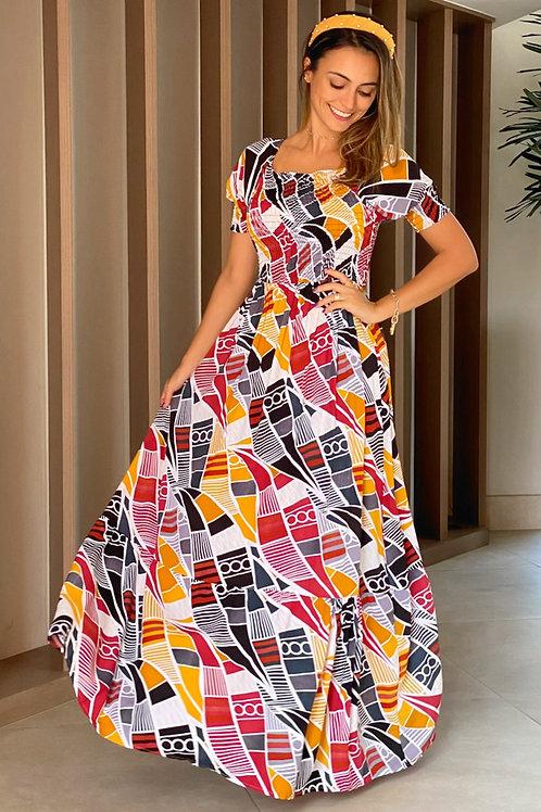 Vestido Longo Beleza Apaixonante