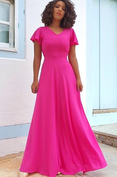 Vestido Lidiane Longo