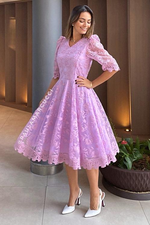 Vestido Beleza Cativante