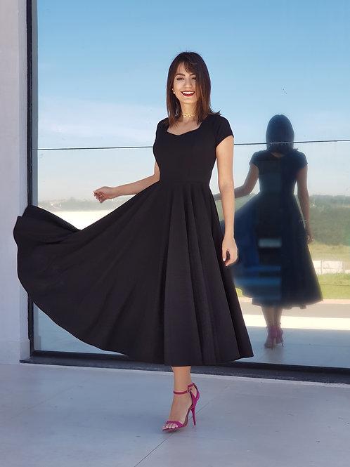 Vestido Louise Clarck Super Midi