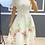 Thumbnail: Vestido Camila Flores Rosas e Borboletas