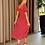 Thumbnail:  Vestido Midi Sonho de Verão - Estampa de corações