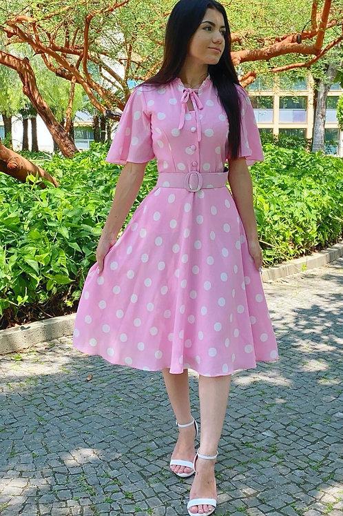 Vestido Linda de Coração