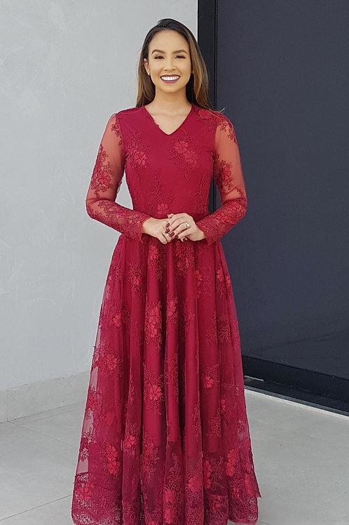 Vestido de Festa Luiza
