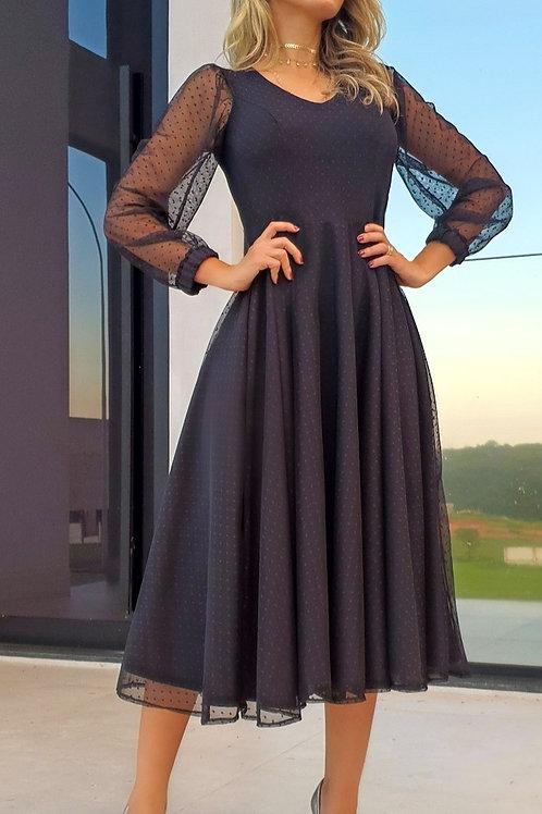 Vestido Luana Super-Midi
