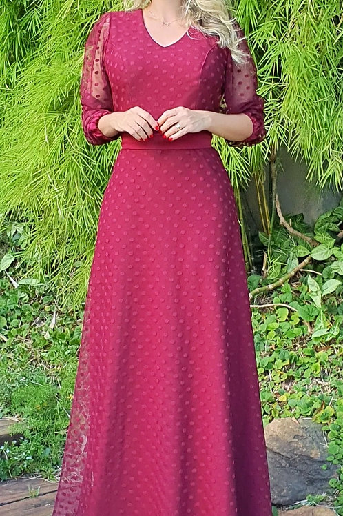 Vestido de Festa Luana