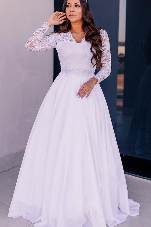 Vestido Princesa Kate