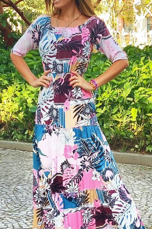 Vestido Olivia Estampa 4