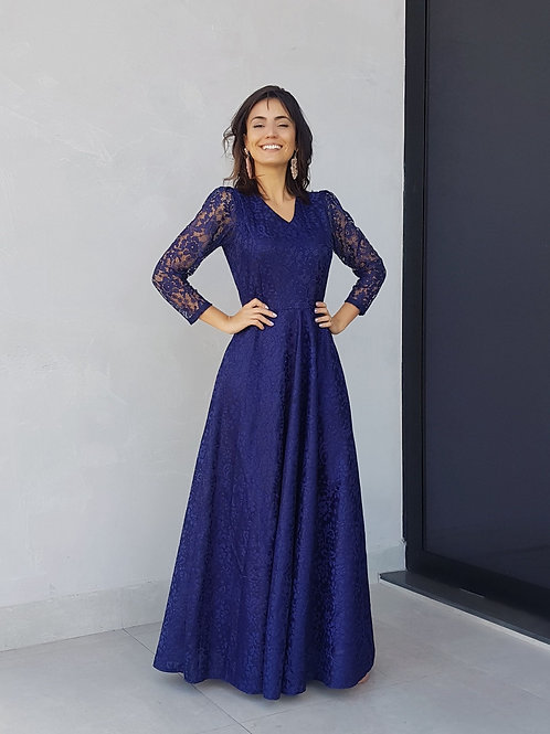 Vestido de Festa Maria Rosa