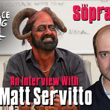Ep. 292: Talking To The Devil, Matt Servitto
