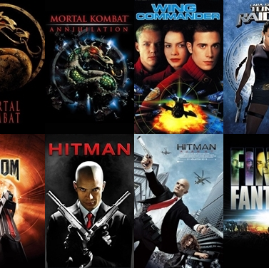 Ep. 285: Video Game Movies With a Side of Butterchips
