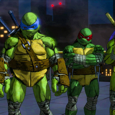 Ep. 310: TMNT Drawing: Blood Part 2