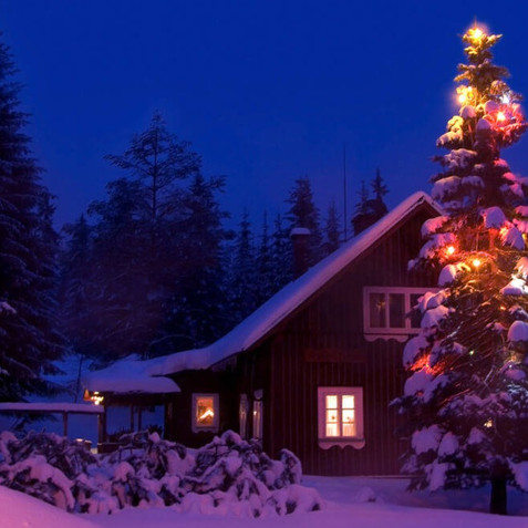 Ep. 328: Back to the Christmas Cabin!