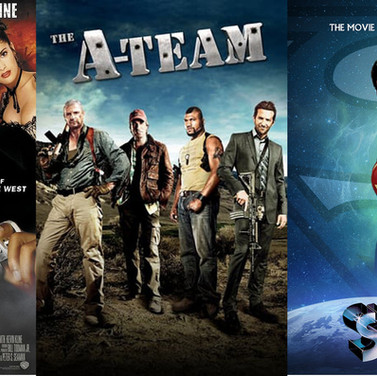 Ep. 252: Movies From TV & White Ash