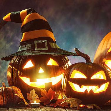 Ep. 265: Halloweentime!