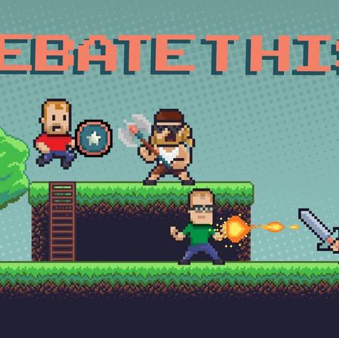 Ep. 343: Debate This, Team-Ups!