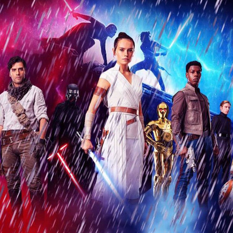 Ep. 340: BONUS EPISODE! The Rise of Skywalker, Late Review