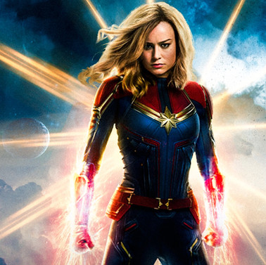 Ep. 286: Captain Marvel Review **Spoilers**
