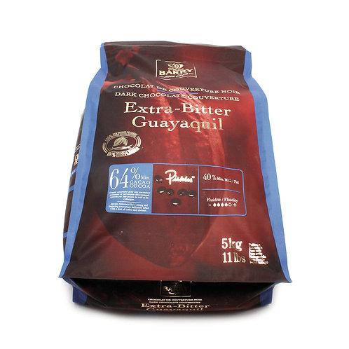 Chokolade extra bitter 64% BARRY