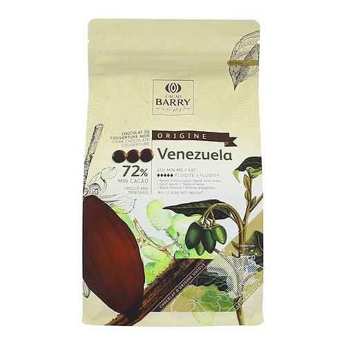 Chokolade  Venzuela, 1 kg. BARRY