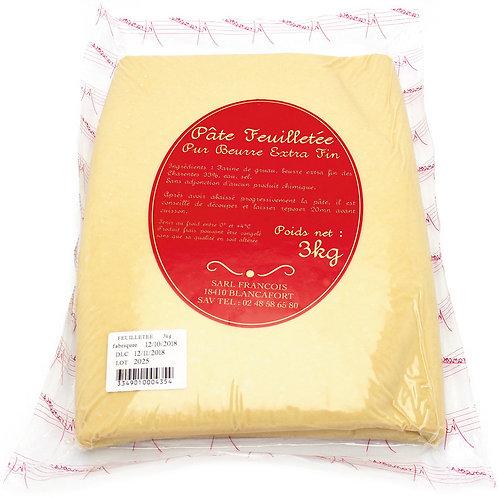 Butterdejs blok AOC smør