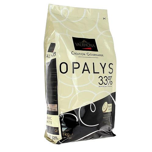 Opalys 33% Valrhona