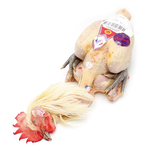 Bresse kylling Effilée