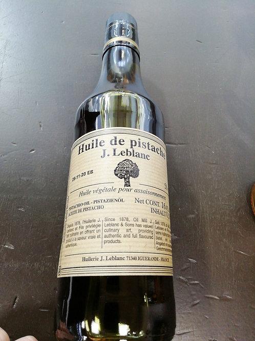 Pistacieolie Le Blanc, 50 cl.