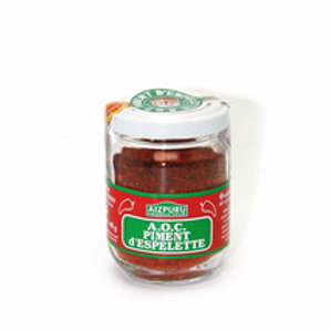 Piment d´ espelette, 40 gr.