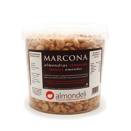 Mandler Marcona, 2,3  kg.