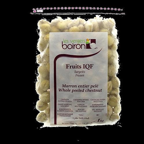 Kastanjer - Frost, Boiron 1 kg.