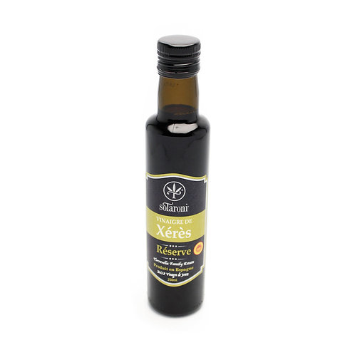 "Sherryeddike ""Reserve"", 250 ml."