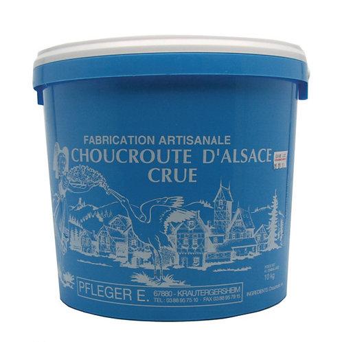Choucrute D´Alsace, 10 kg.