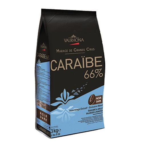 Caraibe 66 % Valrhona