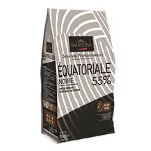 Equatoriale 55% Valrhona