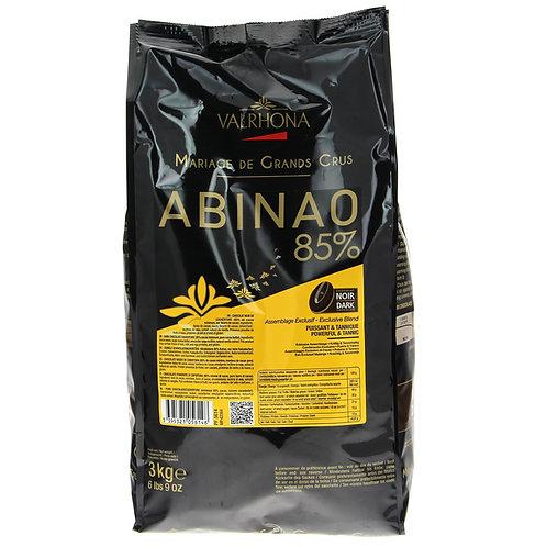 Abinao Mørk 85% Valrhona