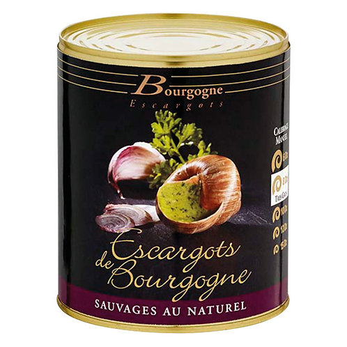 Snegle Bourgogne L, 96 stk.