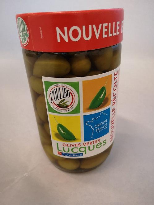 Oliven i laf Languedoc, 700 gr.