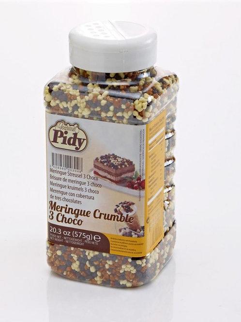 Marengs crumble Choko 575gr. - PIDY