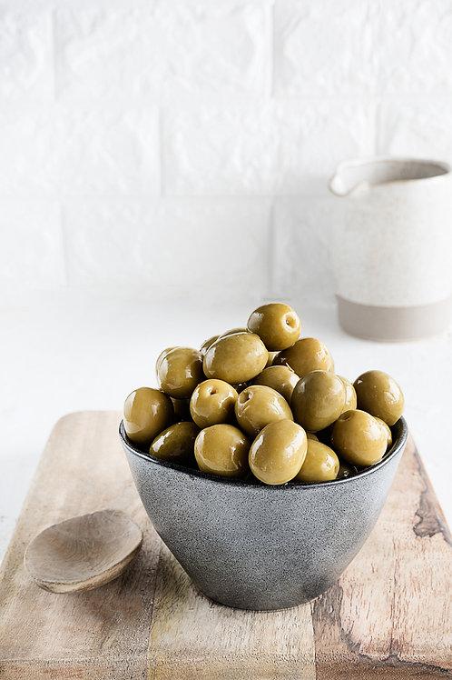 Gordal Oliven, 2,5 kg.